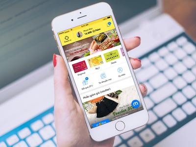Mobio – Voucher & Foodtraffic tracking