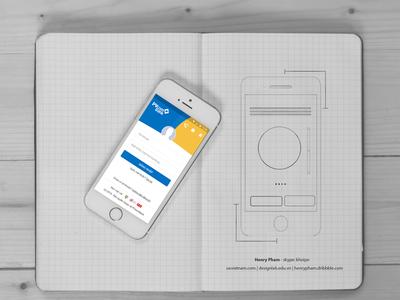 PVComBank - Digital banking