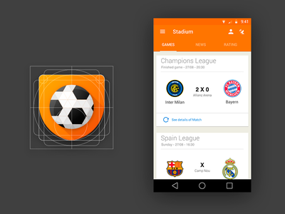 Stadium App