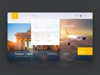 Private Jet App