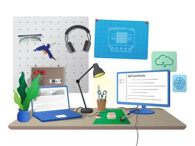 AI & IoT Workspace