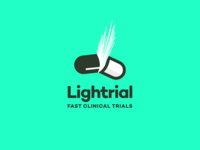 Lightrail Logo Design