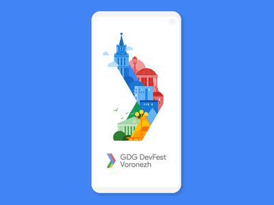 Google GDG DevFest Voronezh