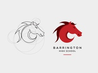 Barrington High School Logo