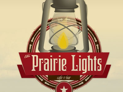 Prairie Lights Cafe Menu print