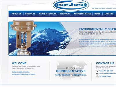 Cashco Web
