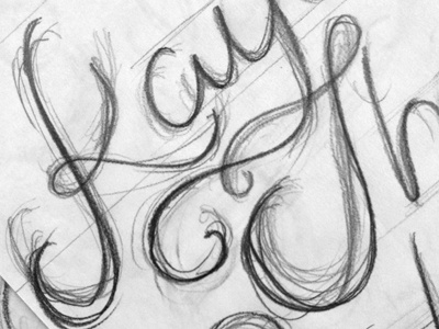 Lettering preview