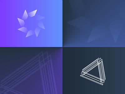 Design Components components design styleguide triangle gradient saas platform donate donation revv icon icons ux ui sketch