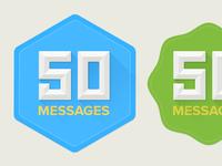 Message Badges