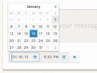 Date Scheduler