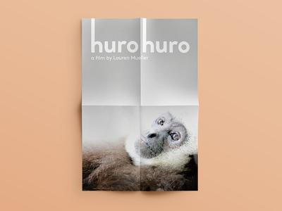 Huro Huro Film Poster print film poster