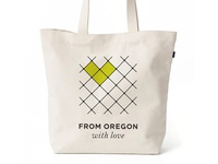 From Oregon With Love Branding
