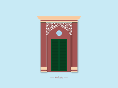 Kolkata Window the window project window illustration