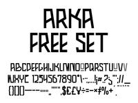 Arka — Free Set