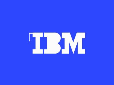 IBM ibm motiongraphics motion design vector type branding typography adobe aftereffects illustration adobe photoshop cc flat minimal design