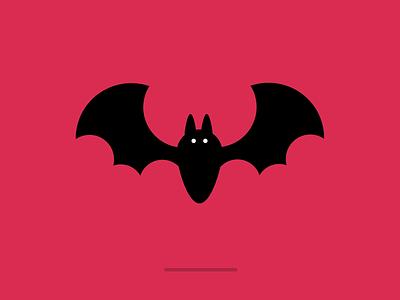 Bleh Bleh Bleh bat sticker vampire branding animation icon adobe aftereffects illustration flat minimal design