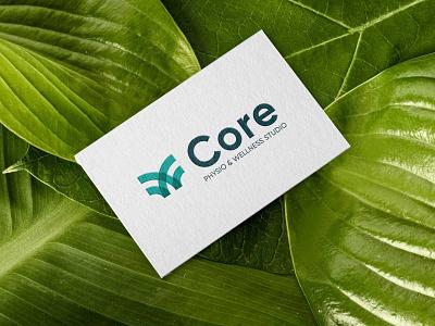 Core - final logo icon mark logotype vector brand graphic design branding logo identity design
