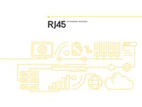 Rj 45 - logo