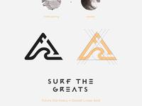 Surf Branding