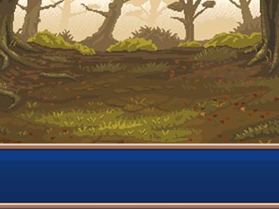 Forest Battle Background art asset video game indie game pixel art rpg forest background pixel