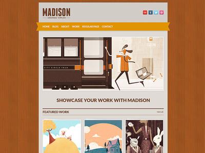 Showcase Web site