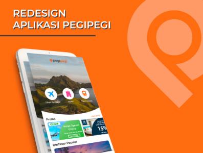 Redesign Aplikasi Pegipegi