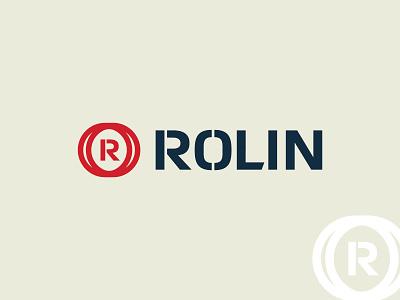 Rolin identity design branding identity identity branding design mark letterforms logotype wordmark type design typography icon wheel logo design branding logo