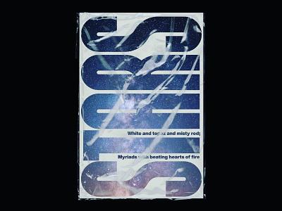 Stars - Poster Design design typography design typography art poster design typography poster