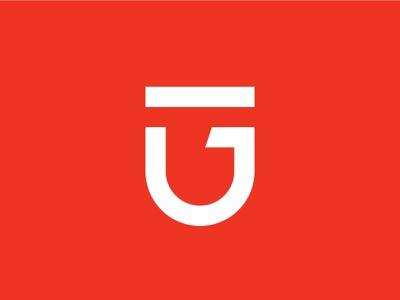 Logo for a Rain Gutter Installation Company vector identity mark letterforms wordmark icon typography branding design logo