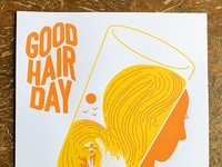 Good Hair Day Poster for Rudy's × Reuben's