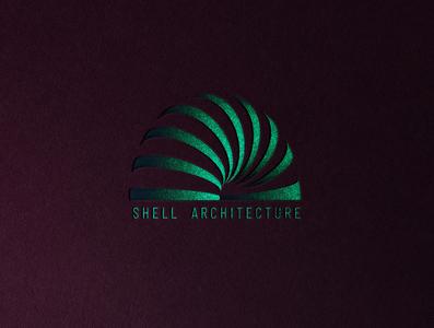 Shell branding icon design logo