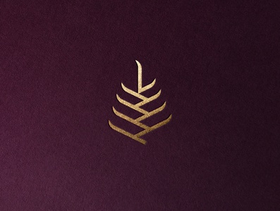 Winter branding icon design logo