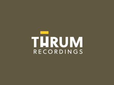 THrum Recordings Logo