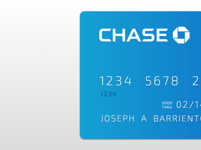 Joseph A Barrientos / Projects / Chase ATM redesign concept | Dribbble