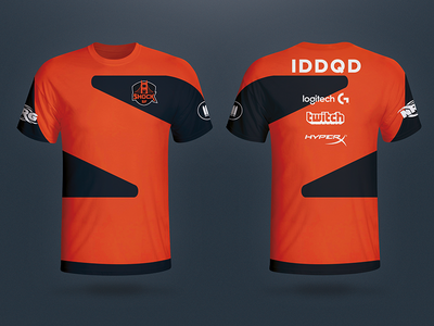 San Francisco Shock e-sports jersey san francisco sf branding jersey overwatch e-sports