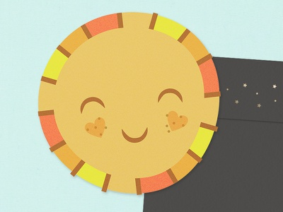 sunny side positivity optimism sunshine sun