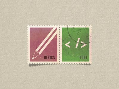 Stamps stamp stamps design pencil code html postmark hand cancel