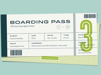 spaceship boarding pass