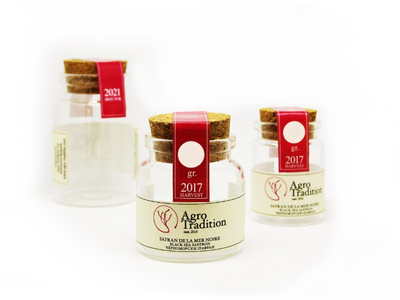 Saffron Branding packaging product natural typography red labels bio saffron brand logo