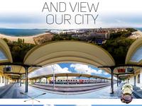 Virtual Reality Burgas 2 app and web