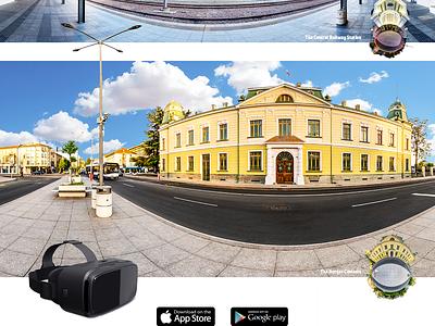 Virtual Reality Burgas 3 app and web web designer web design app developers app design app