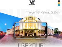 Virtual Reality Burgas app and web