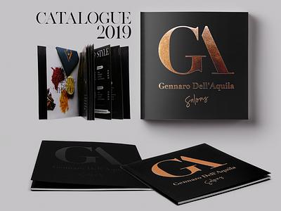 GA Catalogue prepress pre-press design offset print catalog catalogue