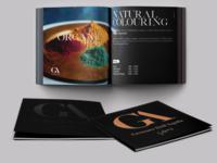 GA Catalog Printing and design