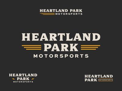 Heartland Park Branding