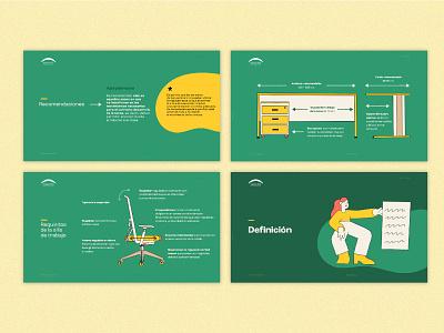Seprela - Presentation Deck typography branding landing keynote pitch deck editorial layout design layout presentation design presentation icon illustration graphic design design