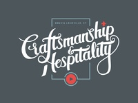 MWUX16 Craftsmanship Hospitality Logo