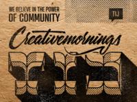 Lettering_ CreativeMorningsTIJ