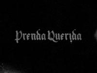 Calligraphy_ Prenda Querida