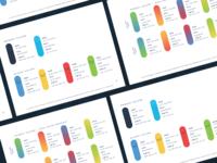 Migraine Shields — Branding Development — Brand Colors